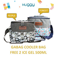 GABAG - COOLER BAG PEOPLE / TAS ASI MENYUSUI MPASI / THERMAL BAG