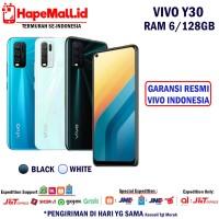 VIVO Y30 RAM 6/128GB GARANSI RESMI VIVO INDONESIA TERMURAH