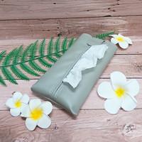 TECHNOZIO Tissue Bag/Tissue Organizer/Tempat Tissue Warna Nova