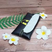 TECHNOZIO Tissue Bag/Tissue Organizer/Tempat Tissue Batman