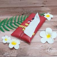 TECHNOZIO Tissue Bag/Tissue Organizer/Tempat Tissue Mickey Mouse