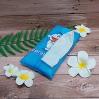TECHNOZIO Tissue Bag/Tissue Organizer/Tempat Tissue Doraemon