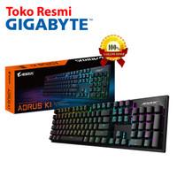 GIGABYTE KEYBOARD AORUS K1/USB KB/USI RED SW