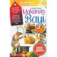 Buku Metode MPASI Variasi Resep Makanan Bayo Mommyclopedia