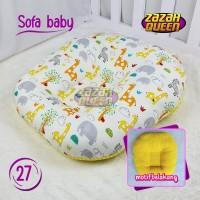 Sofa Baby / Sofa Bayi Empuk / Tempat Tidur Bayi