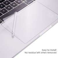 """Trackpad Protector Touchpad Macbook Pro/Retina 13 15"""" No Touch Bar"""