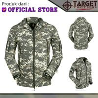 Jaket Tactical TAD 4.0 Original Impor YKK Zipper ARMY LORENG KEREN