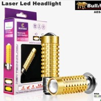 Lampu Led H6 Laser Supersonic Led I led Headlamp H6 Laser Hi Loo