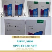 Oppo F9 6/64 ram 6gb rom 64gb Kondisi New - green