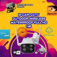 YOOSEE IP CAM CCTV Outdoor Wireless Waterproof Full HD 3MP Terlaris