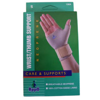 1084 WRIST/THUMB SUPPORT Neoprene WRIST SUPPORTS l PRODUK OPPO