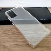 Samsung Galaxy Note 20 - Transparan Clear Hard Case Cover