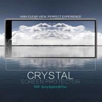 Sony Xperia 10 Plus - Premium Nillkin Clear Screen Protector