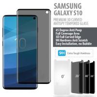 Samsung Galaxy S10 - Premium 3D Anti Spy Tempered Glass Protector