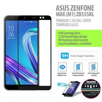 Asus Zenfone Max M1 ZB555KL - 2.5D Full Cover Tempered Glass Protector