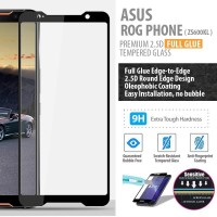 Asus ROG Phone ZS600KL - 2.5D Full Cover Tempered Glass Protector