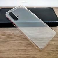 Realme X50 - Transparan Clear Hard Case Cover