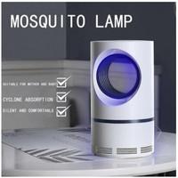 INHALED MOSQUITO KILLER Perangkap Nyamuk Suara Senyap