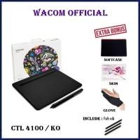 Wacom Intuos CTL4100 CTL-4100/K0-CX CTL4100K0 CX CTL4100K0CX - Unit Only
