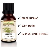Happy Green Tea Tree Lemon Essential Oil 10 ml Minyak Tea Tree Lemon
