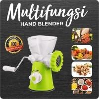 Smart hand blender / smart handy blender, Bikin Bakso jadi lebih mudah
