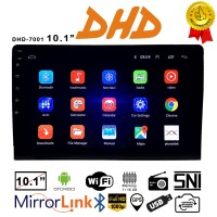 Head Unit ANDROID Double Din DHD 10 Inch GPS BLUETOOTH MIRRORLINK