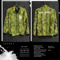 Jaket ''NOT IMAGE'' FLORAL ARMY
