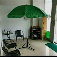 Payung jualan/Payung Cafe/Stand/Bazar/Payung tenda