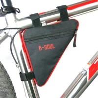 B-SOUL Tas Sepeda Segitiga Waterproof Frame Bag Bike B-SOUL triangle