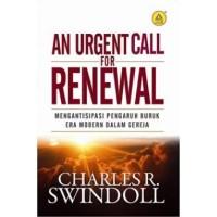 An Urgent Call For Renewal, Mengantisipasi Pengaruh Buruk Era Modern