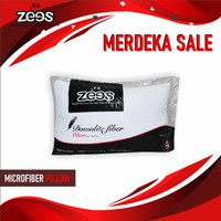 Zees Pillow Microfiber - Bantal Tidur Microfiber