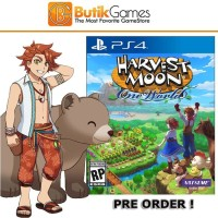 Harvest Moon One World PS4 Game PS4