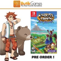 Harvest Moon One World Switch Nintendo Switch