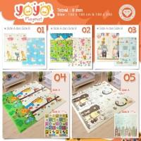 [GRATIS ONGKIR] Karpet YOYO 180X200 Playmat Anak (PILIHAN) - KODE 02