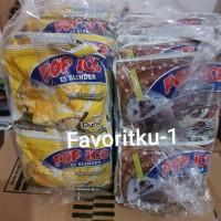 POP ICE Milkshake Powder Rasa Chocolate/Durian 20gr. 1Renteng=10Sachet