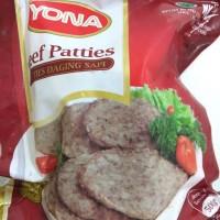 YONA BEEF PATTIES
