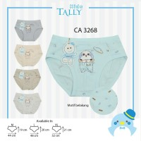 TALLY CD Anak Cowok Celana Dalam anak laki Segitia 3268/3284