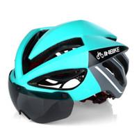 Helm Sepeda INBIKE MTB Ultralight Windproof Lens - MX-9