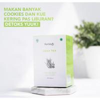 Herbilogy Laxa Tea - Teh Detox lancar BAB isi 20 teabags