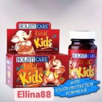 Holisticare super ester-c kids non acidic 30tablet
