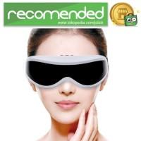 Alat Pijat Mata Elektrik Eye Care Massager - Putih