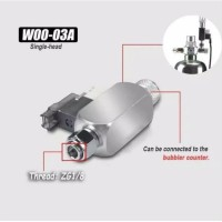 Co2 Solenoid valve katup listrik otomatis DC tabung