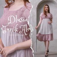 dress arab/india/dubai/turki dlusia aloly daster busui midi