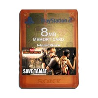 Memory Card PS2 FULL SAVE Tamat Lengkap (20 Game PS2 Paling Populer)