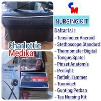 Nursing Kit / Paket Nursing Kit / Peralatan Praktek Perawat