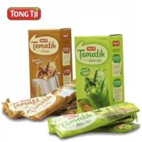 TONG TJI TEMATIK teh tarik, matcha greentea 3scht bukan maxtea tarik