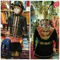 Baju Anak Batak Sumatera Utara