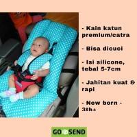 Baby Car Seat CarSeat Bayi Baby Portable Alas Stroller Kursi Mobil