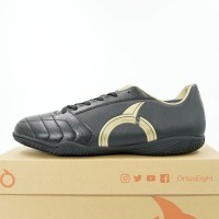 Sepatu Futsal Ortuseight MIrage IN Black Gold 11020182 Original BNIB