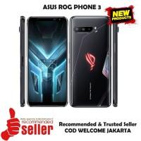 Asus Rog Phone 3 12/512 Ram 12Gb Internal 512Gb Snapdragon 865+ Plus